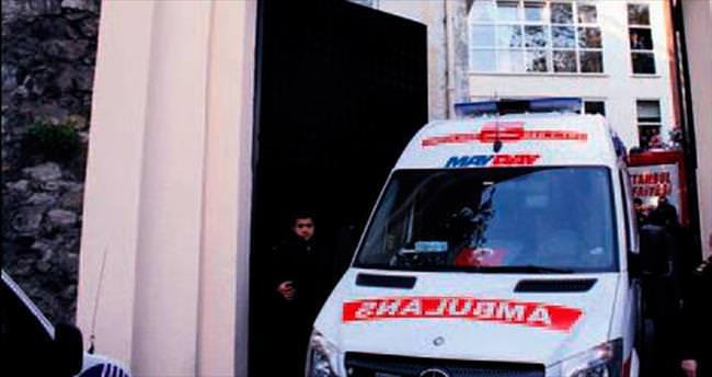 Galatasaray Üniversitesi'nde asansörde ölüm