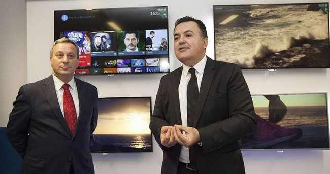 Türkiye'nin ilk Akıllı Tv Laboratuvarı açıldı
