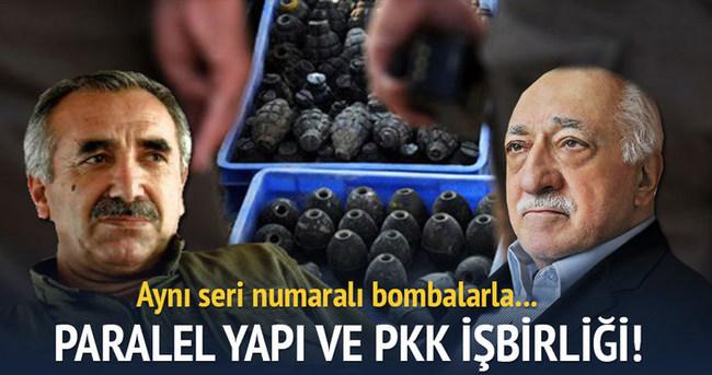 İşte Paralel Yapı ve PKK işbirliğini kanıtlayan delil!