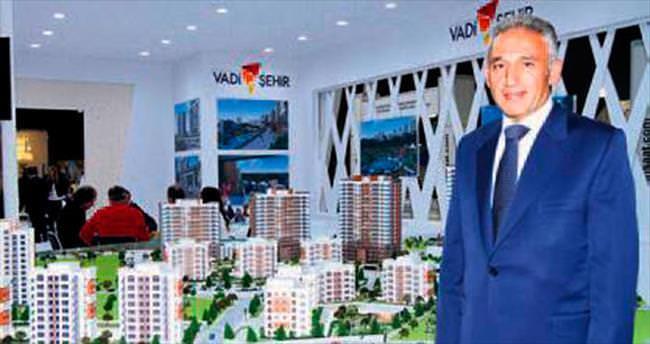 Vadişehir'de ikinci etap satışta