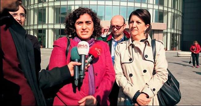 Sebahat Tuncel'e 'terör' gözaltısı