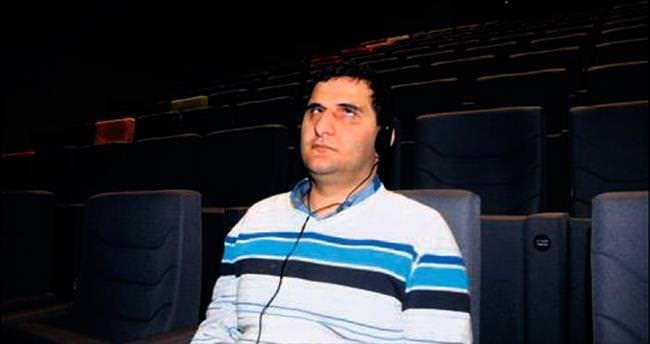 Bu sinema görme engellilere özel