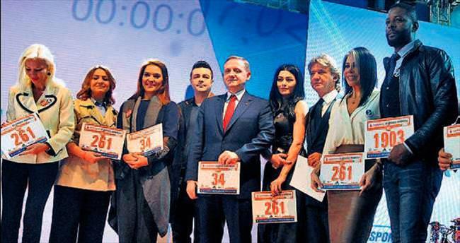 Vodafone İstanbul Maratonu dünyada tek