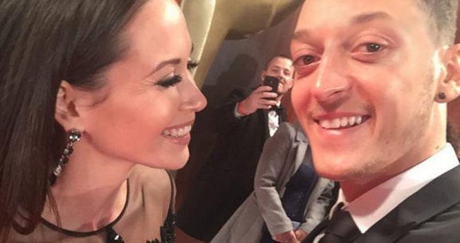 Mesut Özil ve eski aşkı Capristo yeniden bir arada