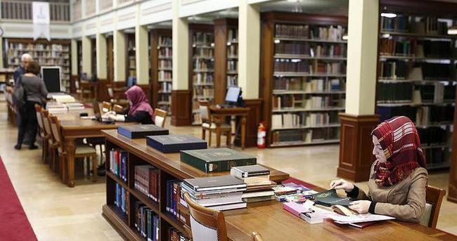 Osmanlıca eserler için tarihi adım