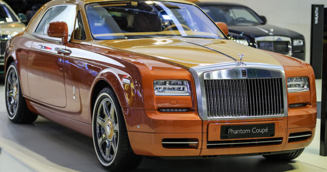 Rolls-Royce'dan iki özel model