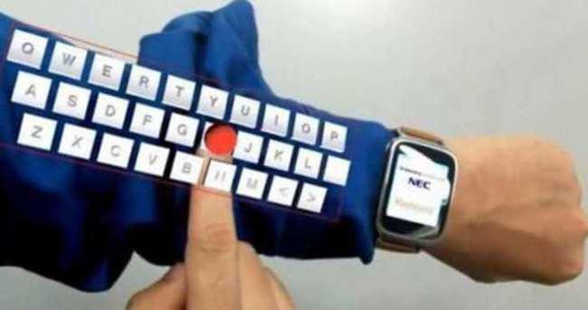 Giyilebilir teknolojide son nokta