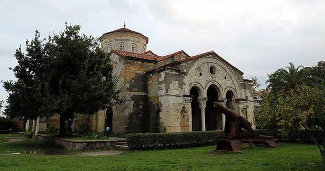 Ayasofya Camisi restore edilecek