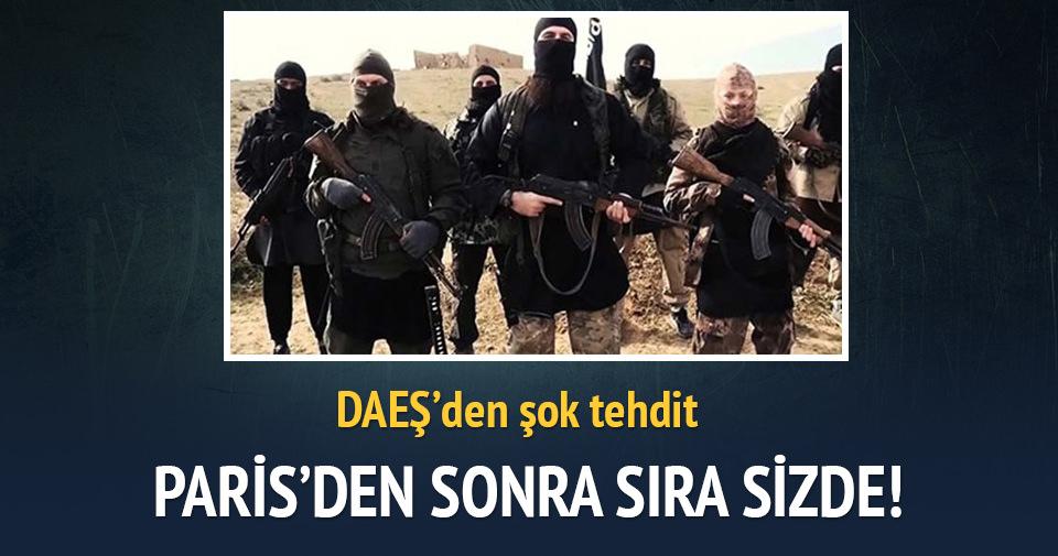 DAEŞ'ten Arnavutluk'a tehdit
