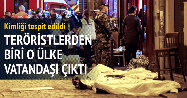 Paris saldırganlarından biri Fransız vatandaşı