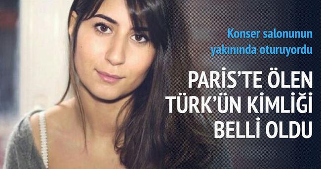 Paris'teki saldırıda Türk asıllı Elif Doğan da hayatını kaybetti