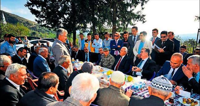 Vali Kerem Al Çitli'de vatandaşı dinledi