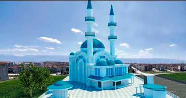 Ahmet Yesevi Camisi Yenikent'e yakışacak