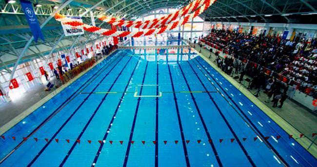Yüzme şampiyonları Gebze'den çıkacak