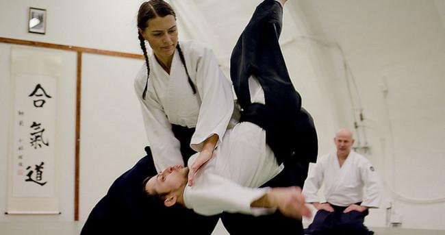 Aşırı strese aikido tavsiyesi
