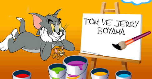 Tom ve Jerry Portresi
