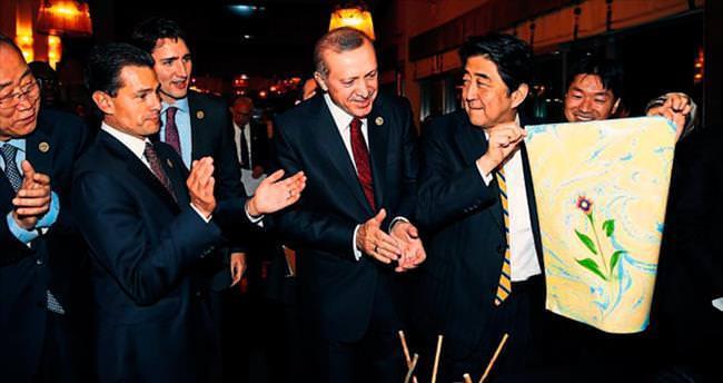 Dünya siyasetinin başkenti Antalya