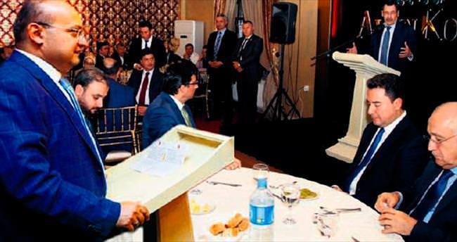 AK Parti Ankara'da kardeşlik buluşması
