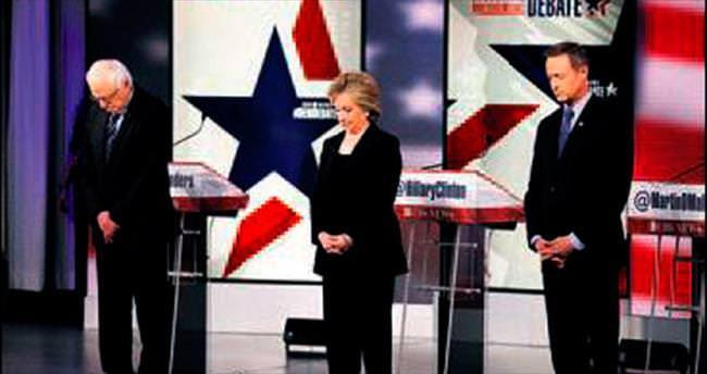 Açık oturumun kazananı Clinton