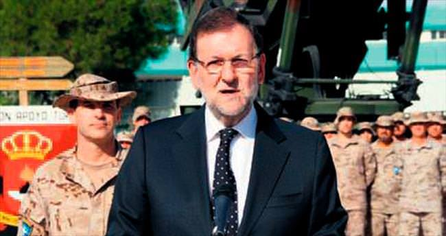 Rajoy: Hepimiz tehdit altındayız