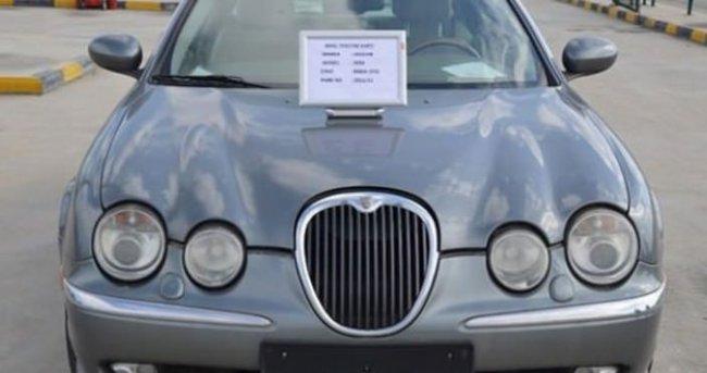 35.600 TL'ye Jaguar satıldı !