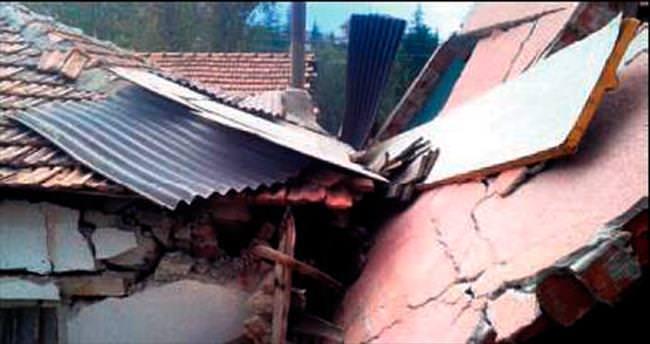 Çankaya'da yıkım faciası