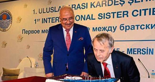 Kırımoğlu yeni yaşını kutladı