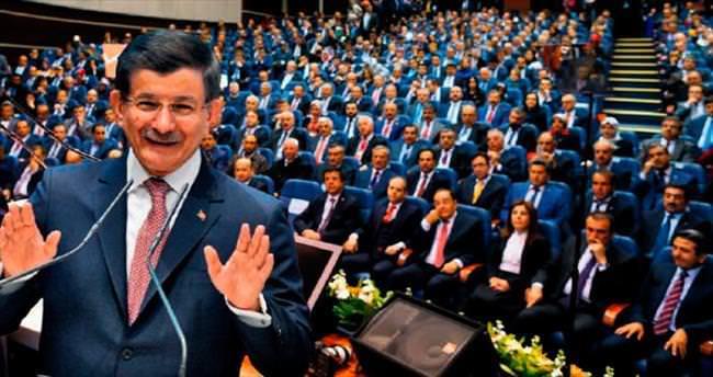 Davutoğlu'ndan bir milyon oya teşekkür