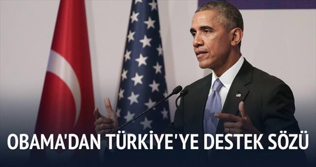 Obama'dan Türkiye'nin 'IMF reçetesi'ne destek