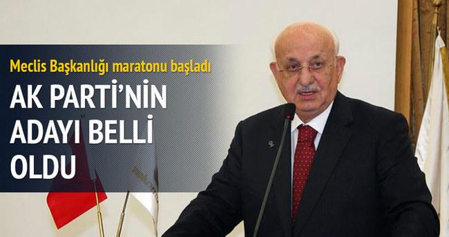 AK Parti'nin adayı İsmail Kahraman