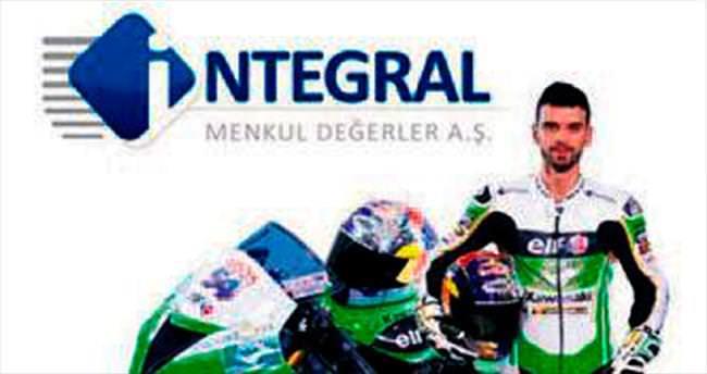 İntegral Menkul Sofuoğlu'na sponsor oldu