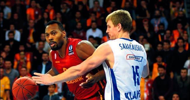 Galatasaray'a nazar boncuğu