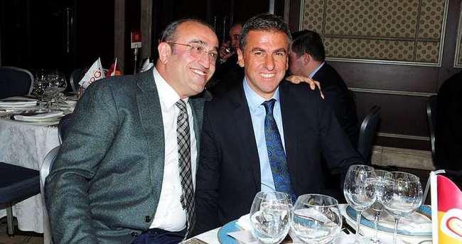 Abdurrahim Albayrak ve Hamza Hamzaoğlu'ndan sürpriz buluşma