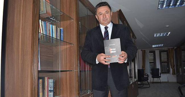 5 bin kitapla 'Ankara Kütüphanesi'