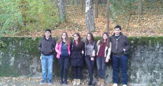 Küçükçekmeceli öğrenci ve öğretmenler Bosna gezisindeydi