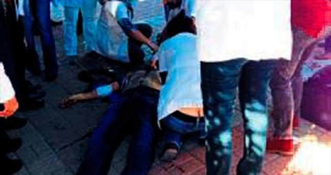 Manavgat'ta silahlı saldırı