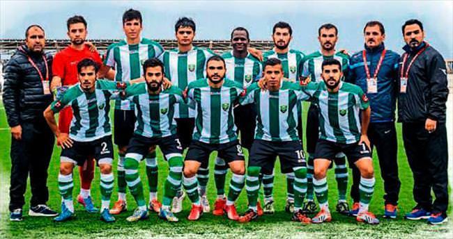 Şehitkâmil Belediyespor üç puanı 3 golle aldı