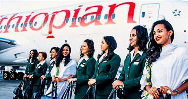 Bu uçuş kadınlara emanet