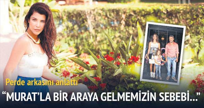 'Ayşe istedi, Murat'la bir araya geldik'