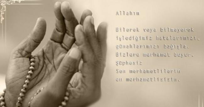 En güzel Cuma mesajları ve duaları - 20 Kasım 2015