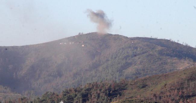 Suriye Rusya'nın desteğiyle Türkmen Dağı'na girdi!