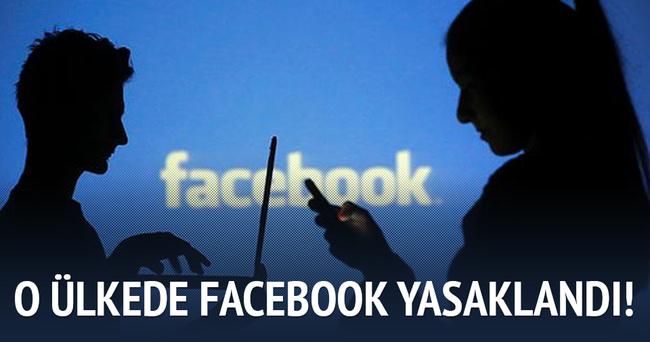Facebook Bangladeş'te yasaklandı!