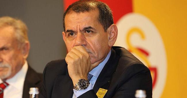 Dursun Özbek: Yarından itibaren çalışmalara başlayacağız