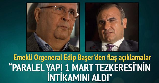Emekli Genelkurmay 2. Başkanı Orgeneral Edip Başer'den flaş açıklamalar…!
