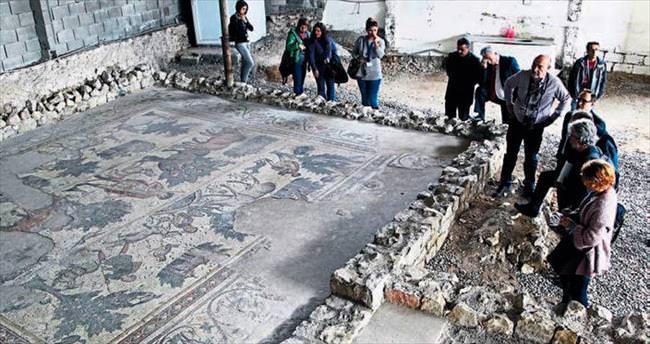 Turist rehberleri Kahramanmaraş'ta