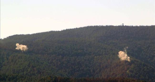 Türkmen Dağı'nda çatışmalar sürüyor