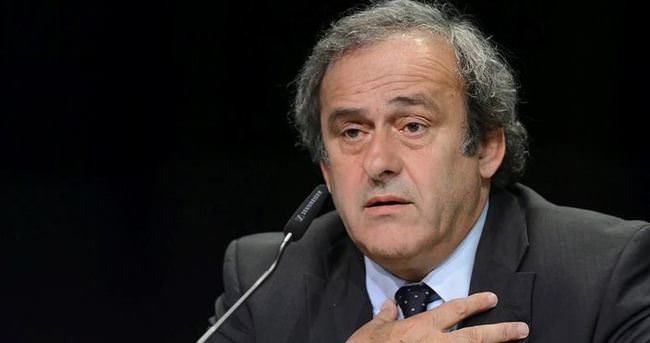 Platini'den FIFA'ya suçlama