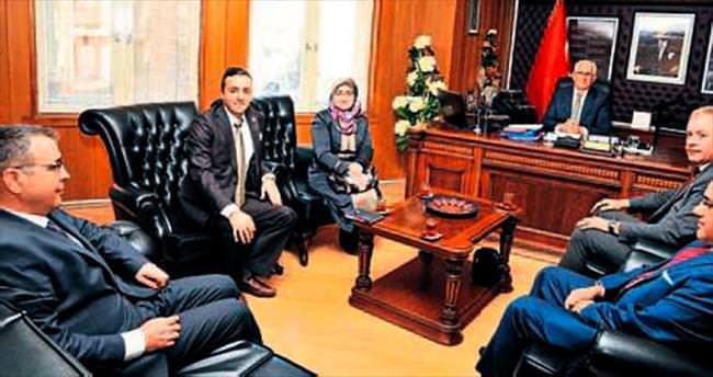 Şanslı öğretmenler Ankara yolcusu