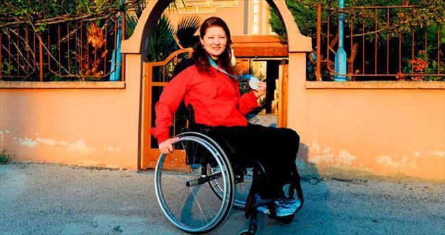 Engelli atıcı Rio yolunda