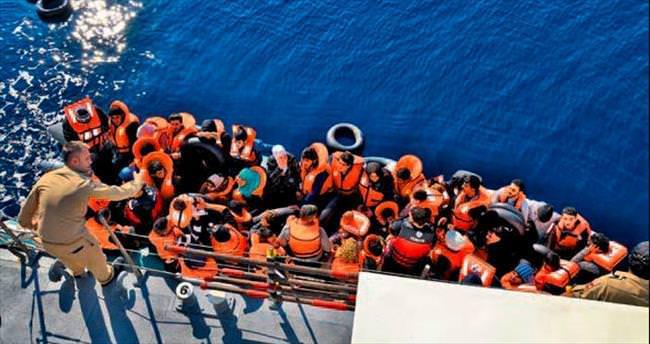 Çanakkale ve Ağrı'da 395 kaçak yakalandı
